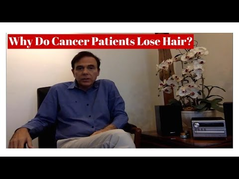 Why Do Cancer Patients Lose Hair