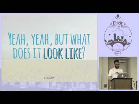 ElixirConf 2015 - Phoenix with Elm by Alan Gardner