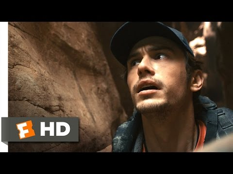 127 Hours (1/3) Movie CLIP - Trapped (2010) HD