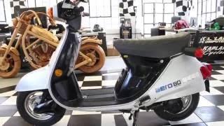 1983 Honda Aero 80cc Scooter - YouTube | Aero Scooter 80 Cc Wire Diagram |  | YouTube