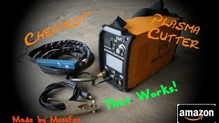 Cheapest Plasma Cutter On Amazon! --- SUNCOO Plasma Cutter ---