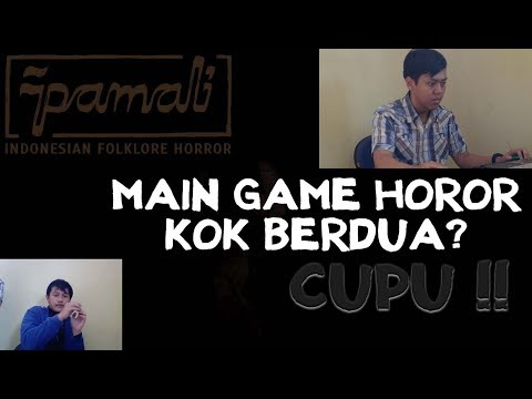 Main Game Horor Kok Berdua? CUPU!! | Pamali Horror Games Indonesia
