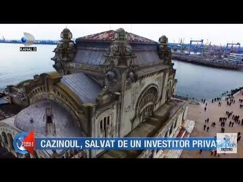 Stirile Kanal D (27.10.2018) - Cazinoul, salvat de un investitor privat! Editie COMPLETA