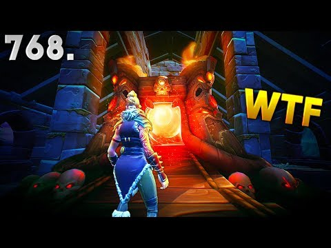 Fortnite Funny WTF Fails and Daily Best Moments Ep.768