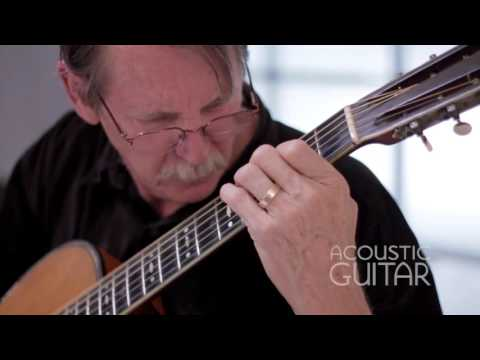 Acoustic Guitar Sessions: Richard Osborn's Steel-String Ragas