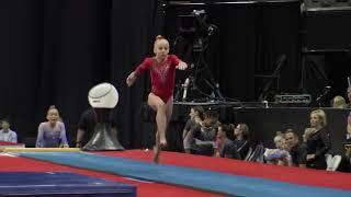 Nola Matthews - Vault – 2019 U.S. Gymnastics Championships – Junior Women Day 2