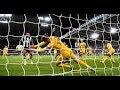 Newcastle vs Preston Hand ball from out field player on the line
