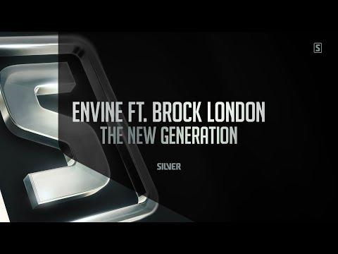 Envine ft. Brock London - The New Generation (#SSL086)