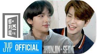[Two Kids Room(투키즈룸)] VOL.5 Ep.02 Hyunjin X Seungmin
