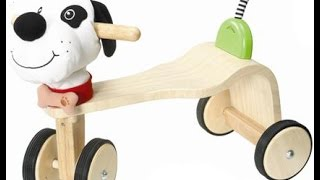 Wooden Childrens Riding Toys