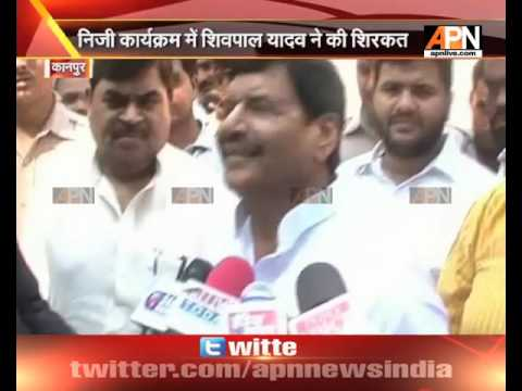 Law and order condition is worst in Kanpur, says Shivapal Yadav of Samajwadi Party