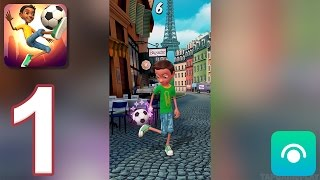 Video Kickerinho World - Gameplay Walkthrough Part 1 - Challenges: 1-20 (iOS) download MP3, 3GP, MP4, WEBM, AVI, FLV Desember 2017