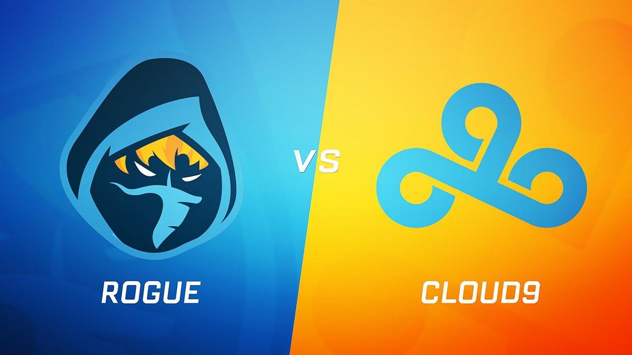 Download Rogue vs Cloud9   RLCS Season 9   Week 2