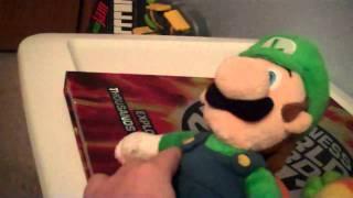 Luigi And Yoshi's Adventures: Yorsi Destroyed!!