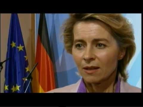 Alt, arm, arbeitslos - Die Lügen der Arbeitsministerin Ursula von der Leyen (CDU)