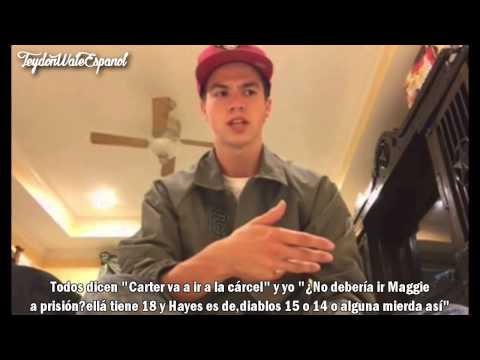 Taylor Caniff Talks About Carter Subtitulado En Español [Taylor Caniff]