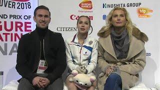Alina Zagitova GP Final 2018 SP Phantom Opera 2 77 93 J
