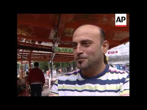 Turkish people in Germany react to Gul elected as new Turkish President