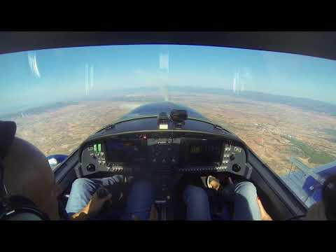 Departure from Alexandroupolis Airport LGAL 2017