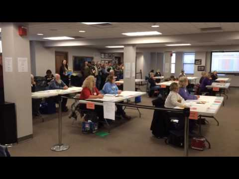 Jackson County presidential recount