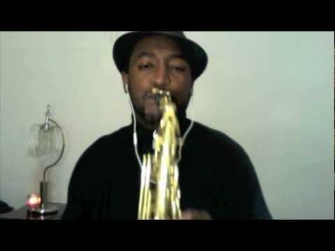 Chestnuts Roasting Alto Sax - Video Music Blog #2 The Christmas Song