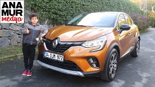 Renault Captur 2020 Baba Oğul Test / Yeni Captur 1.3 TCe 155 HP EDC Icon 4x2 Test