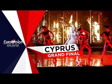 Elena Tsagrinou - El Diablo - LIVE - Cyprus 🇨🇾 - Grand Final - Eurovision 2021