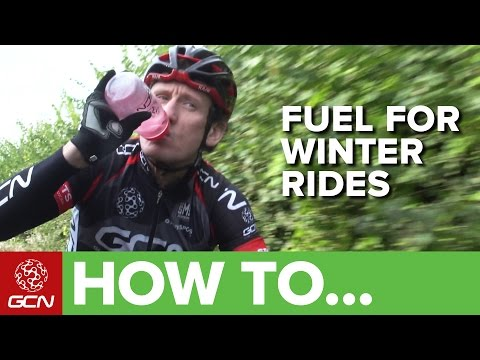 How To Fuel For Winter Riding