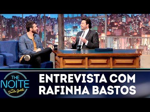 Entrevista com Rafinha Bastos  The Noite 210918