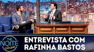 Entrevista com Rafinha Bastos | The Noite (21/09/18)
