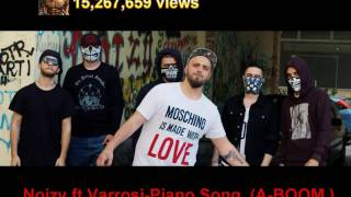 vuclip Varrosi ft Noizy -Piano Song (produced by A-BOOM)