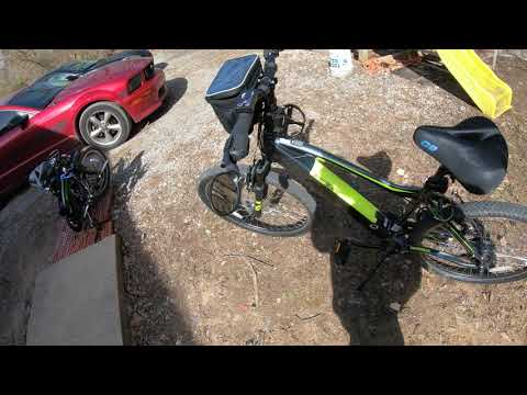 Hyper 26 Inch E Bike Review Sold And Shipped By Walmart $598
