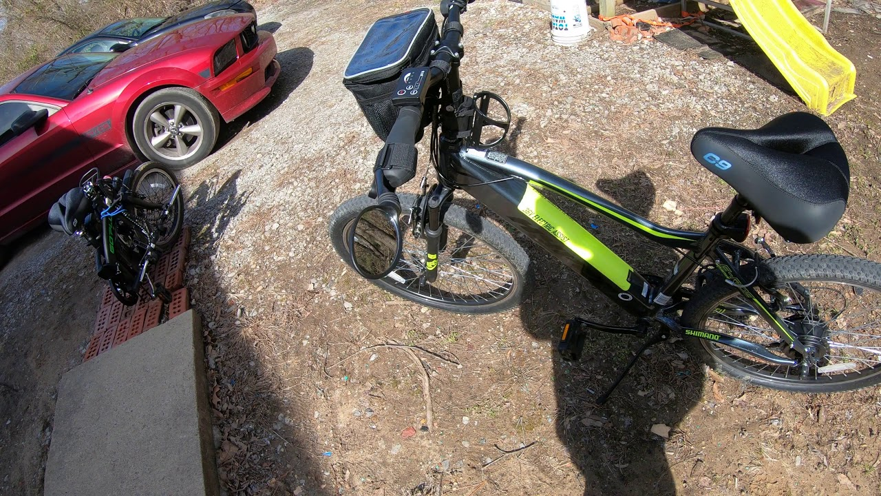 Hyper 26 inch E Bike Review sold and shipped by Walmart $598 - Самые