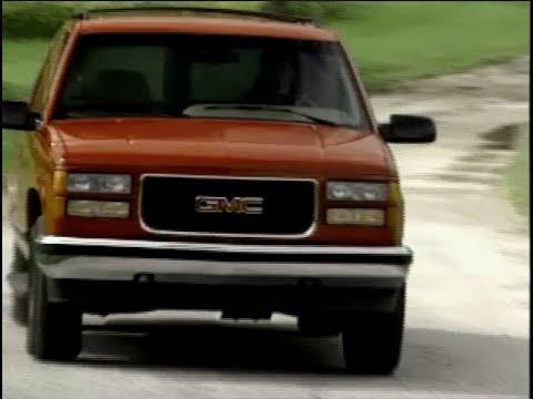 MotorWeek   Retro Review: '95 Chevy Tahoe and GMC Yukon