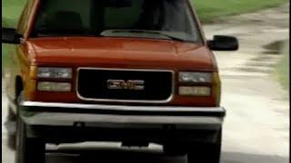MotorWeek | Retro Review: '95 Chevy Tahoe and GMC Yukon