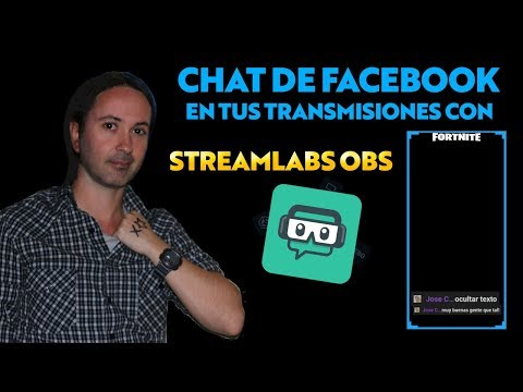 Cómo Agregar Chat De Facebook A Tu Stream En Facebook Live Gaming Con Streamlabs OBS