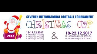 НАЖИВО| CHRISTMAS CUP| SEVENTH INTERNATIONAL FOOTBALL CUP| АРЕНА - СКА| 16.12.2017