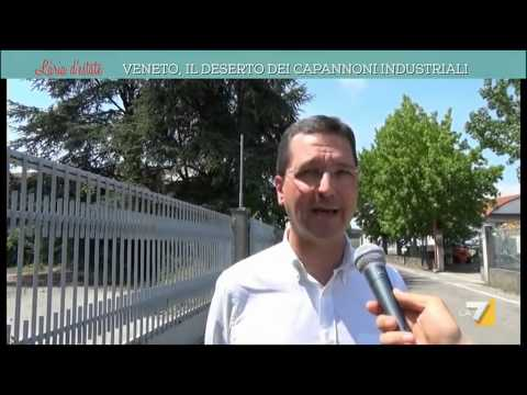 Veneto, il deserto dei capannoni industriali
