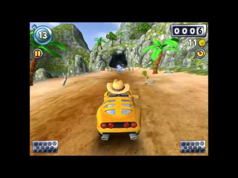 Tipy Na IOS A Android Hry By Oulin / Beach Buggy Gameplay Part 7 CZ