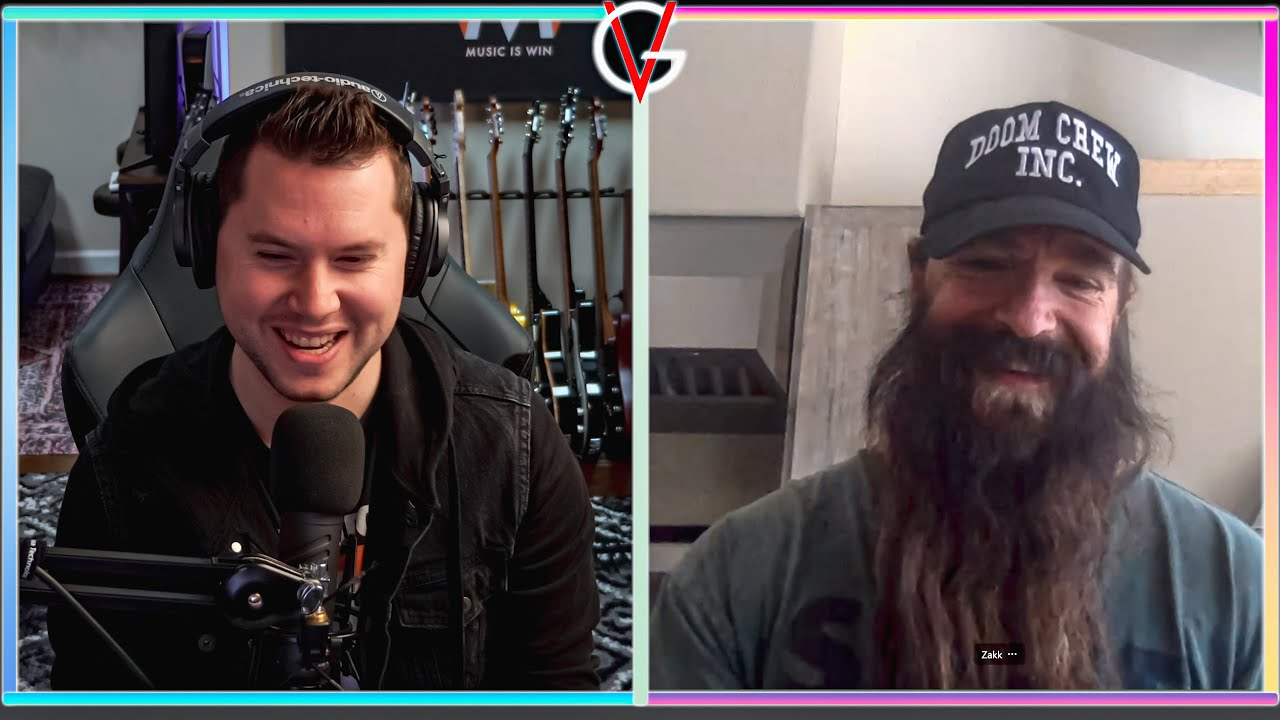 Zakk Wylde Says Who the Best Guitarist is and the Two Schools of Guitar Soloing | Guitar Villains