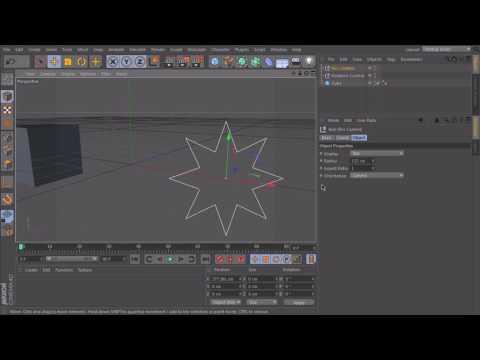 Understanding the Basics of XPresso in CINEMA 4D - 6 Exploring a Matrix