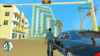Real_Palm_Tree & GTA Vice City Graphics Pack *MOD* !!