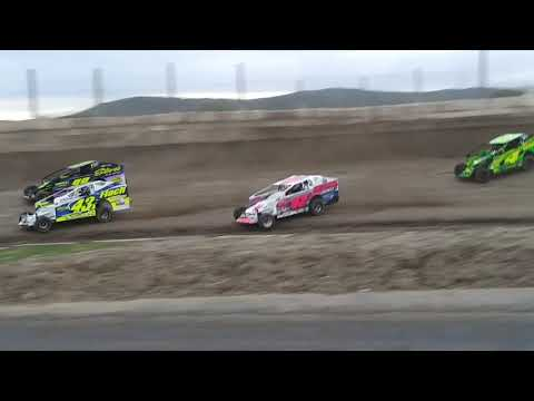 Modified Heat Races @ Lebanon Valley Speedway on 6/15/19