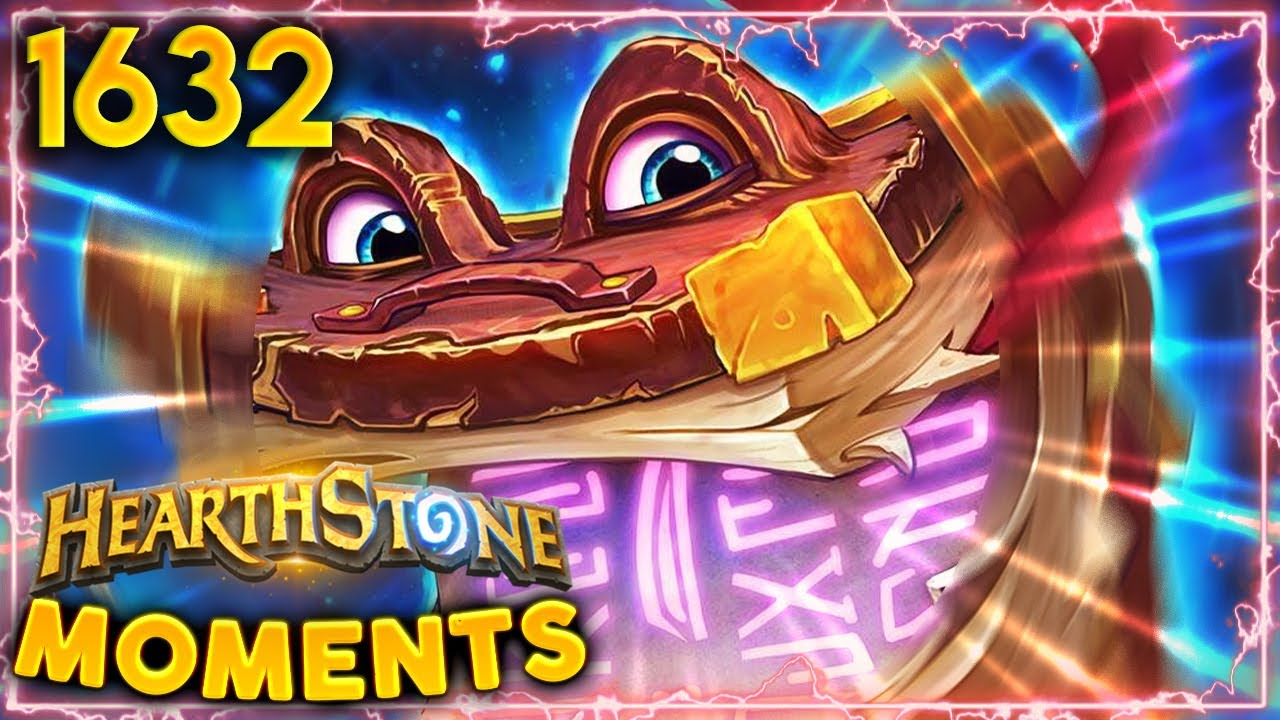 Oh No... THAT BACKFIRED SO HARD! | Hearthstone Daily Moments Ep.1632
