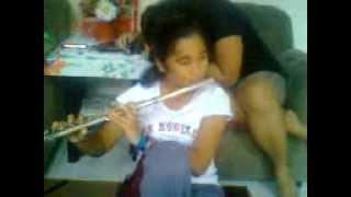 Flute - Lupang Hinirang Part II.3gp
