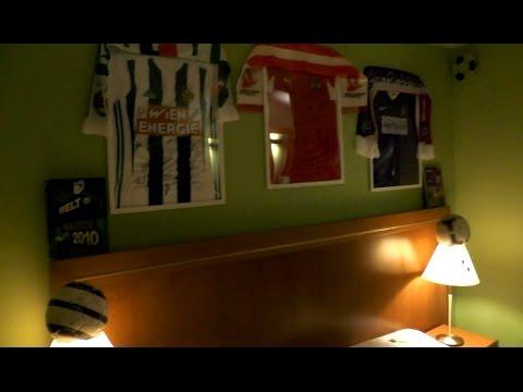 Hotel Mercure Wien Westbahnhof Austria Football Room Hotel Vienna Accor Hotels Österreich