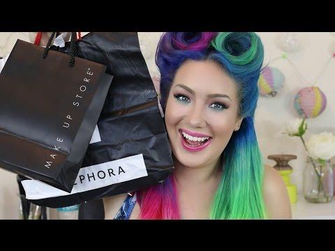Bangkok Sephora & Makeup Store HAUL! | Jade Madden