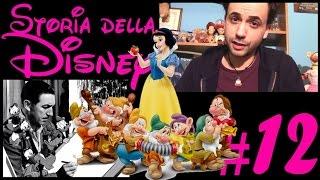 """STORIA DELLA DISNEY #12: Il trionfo di """"Biancaneve e i sette nani"""" (1937-1938)"""