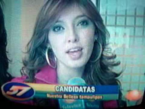 Nuestra Belleza Tamaulipas  2009 presentación