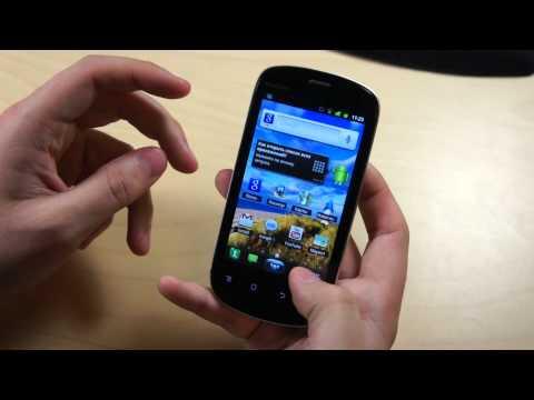 Видео Huawei Vision U8850